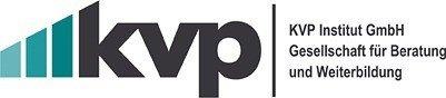 """""""KVP Institut GmbH Gesellschaft für Beratung und Weiterbildung"""" Logo"""