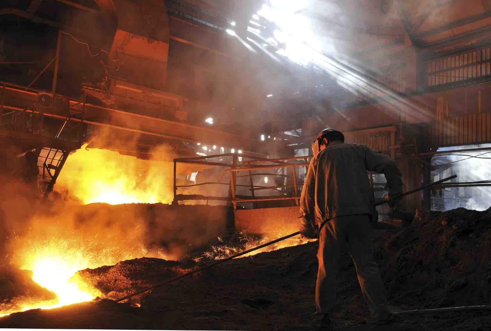Success Story: Instandhaltung optimieren im Stahlwerk – Lean Management