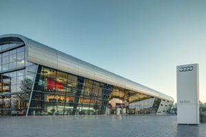 Audi Forum Neckarsulm - Points of Interest 2