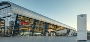 KVP Kongress Audi Forum Neckarsulm