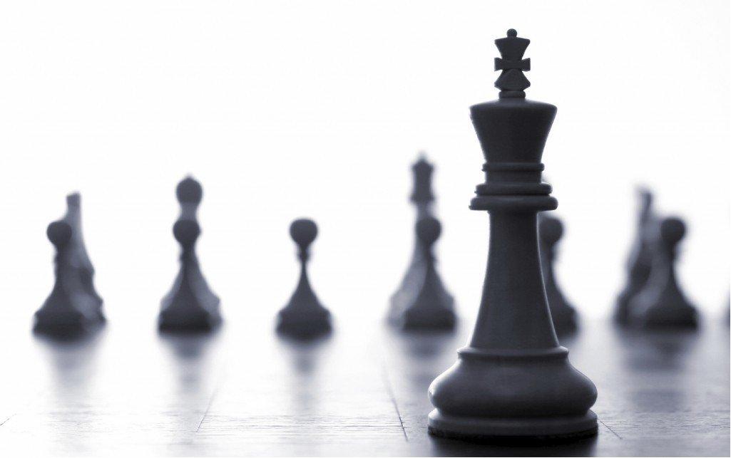 KVP Schach Hintergrundbild