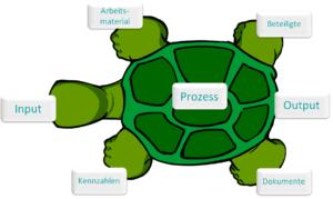 Turtle Diagramm Schema 3