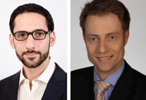 Dr. Rami-Habib Eid-Sabbagh und Jürgen Wik 2
