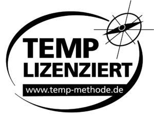 Gütesiegel TEMP-lizenziert 4
