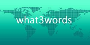 what 3 words