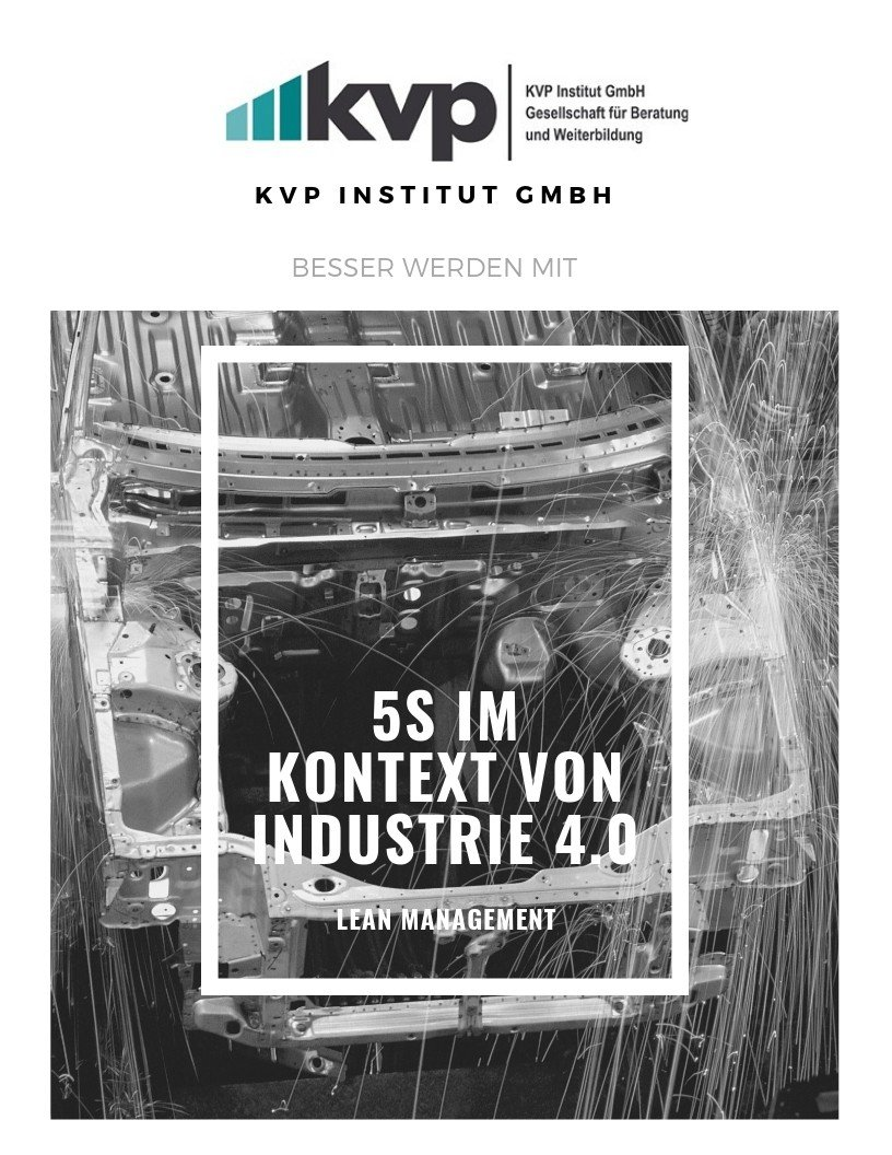 5S im Kontext Industrie 4.0
