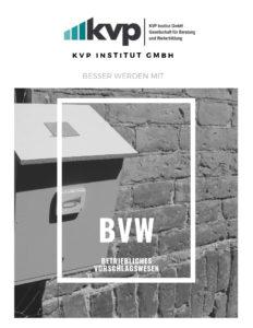 BVW Betreibliches Vorschlagswesen