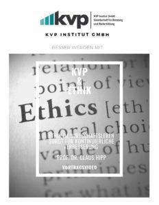 Ethik & KVP Prof Hipp 8